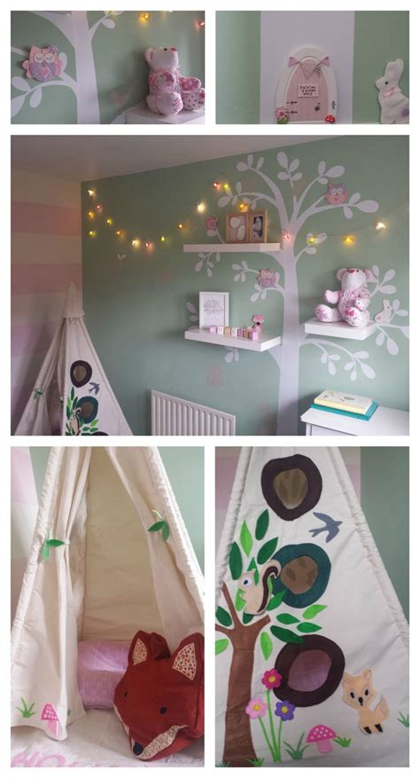 girls woodland bedroom this is my little girls woodland forest themed nursery