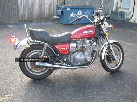 1980 Suzuki Gs1000 1980 Suzuki Gs1000l