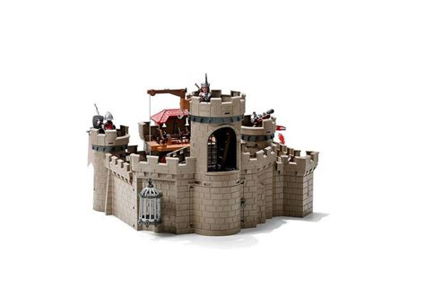 Playmobil Hawk Knights Castle Set playmobil hawk knights castle 6001 playmobil educational