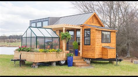green small house plans tiny house with greenhouse