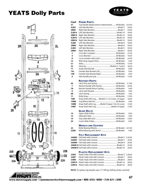 panel lift equipment engine diagram and wiring diagram