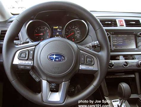 subaru outback steering wheel 2017 outback specs options colors prices photos and more