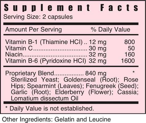 Acx Vitamin Detox by Gold Immune Plus Systemic Formulas