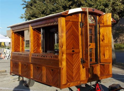 Free Tiny House Plans stellar gypsy carriageworks home