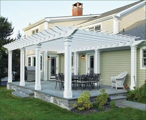 pergola cost calculator attached pergola with pillar posts traditional patio other metro by walpole outdoors