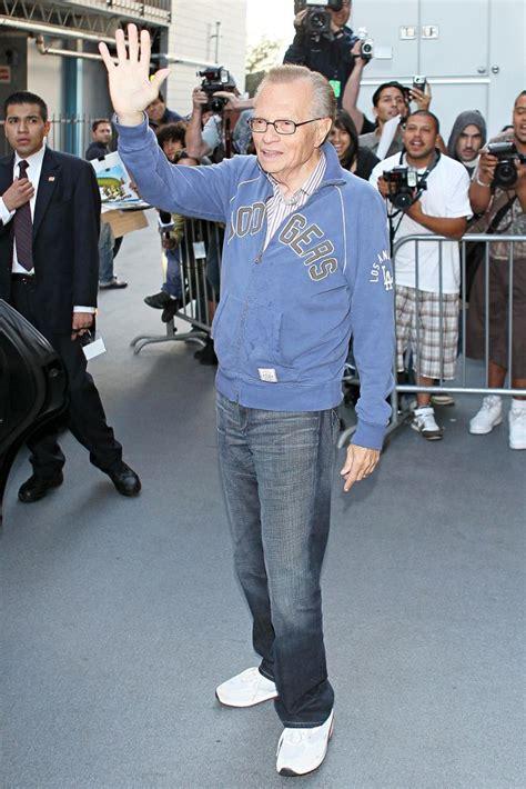 Larry King Wants Seacrest As His Successor by Dozens Of Help Raising 1 3 Million Dollars On Larry