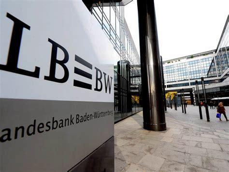 lbbw bank banking lbbw verklagt deutsche bank streit um faule wertpapiere
