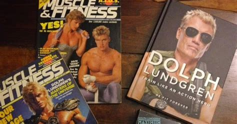 dolph lundgren like an be fit forever books dammaged goods dolph lundgren like an
