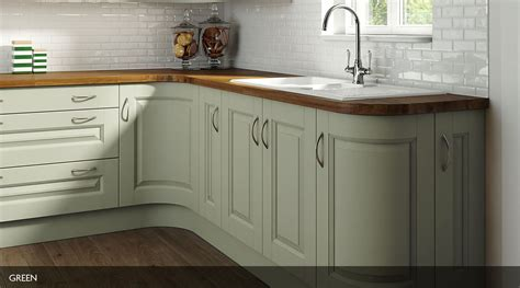 Pale Blue Kitchen Cabinets Heritage Painted Kitchen Traditional Kitchens With Solid