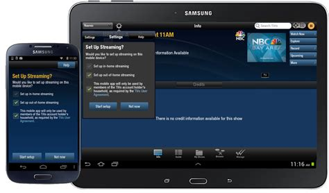 tivo app for android guides how to use tivo app for android tablets and phone