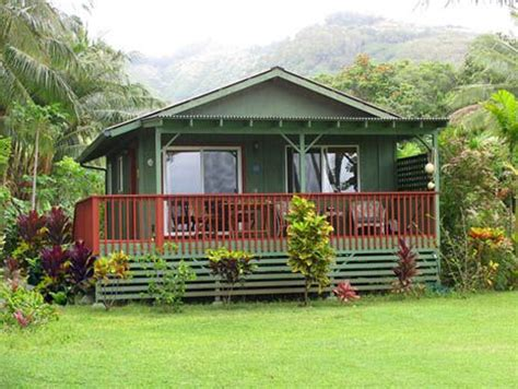 hawaii cottage hawaiian style
