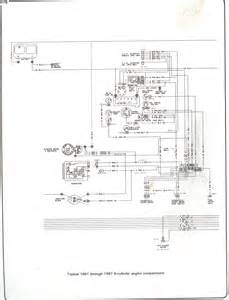 87 chevy truck instrument panel wiring diagram get free image about wiring diagram