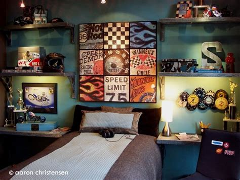 boy bedroom decor 30 awesome teenage boy bedroom ideas designbump