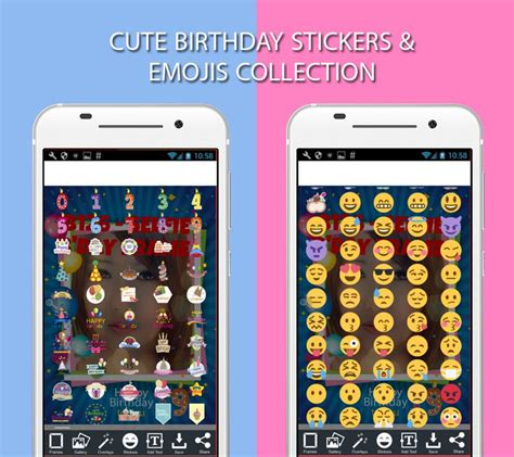 selfie birthday frames  android apk