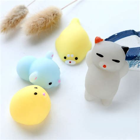 Squishy Cat Squishy Squishy Fidget Squishy china squishy cat soft silicone animal squishy relieve