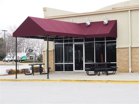 Atlanta Awning by Commercial Fabric Awnings For Your Business Atlanta