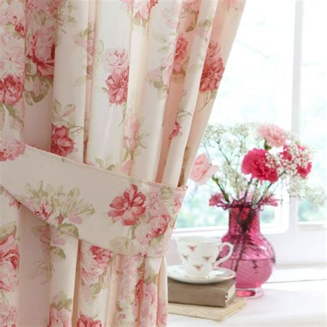 vintage rose home decor floral curtains floral curtains these are reminiscent