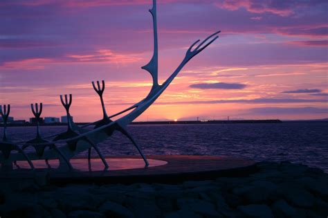 sunset reykjavik iceland accessible group tour 7 days guided tour in