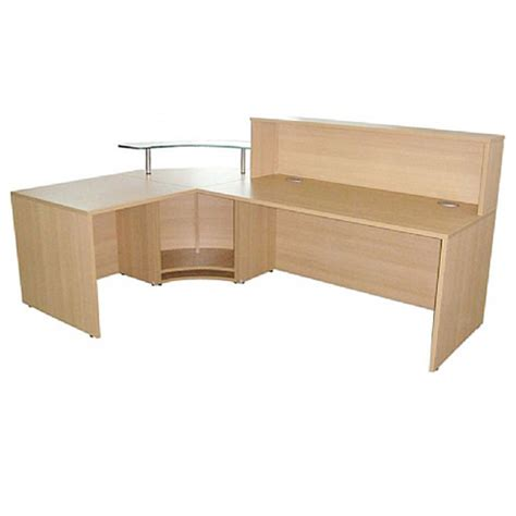 curved l shaped curved l shape office counter reception unit desk