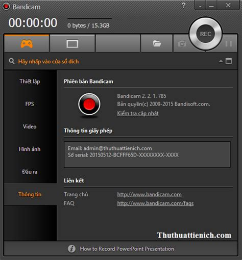 bandicam full version crack rar tải bandicam full crack phần mềm quay video ghi 226 m