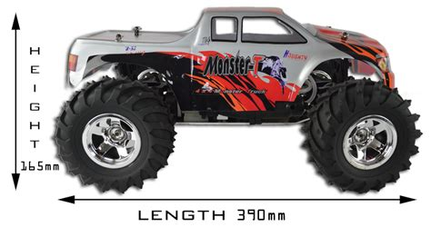 conquistador nitro rc monster conquistador nitro rc monster truck nitrotek