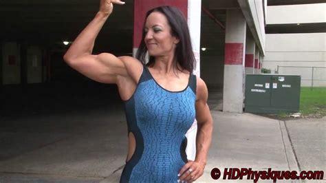 Ripped R 12 By Winnerfashion kirsten klipp awesome biceps beautiful smile