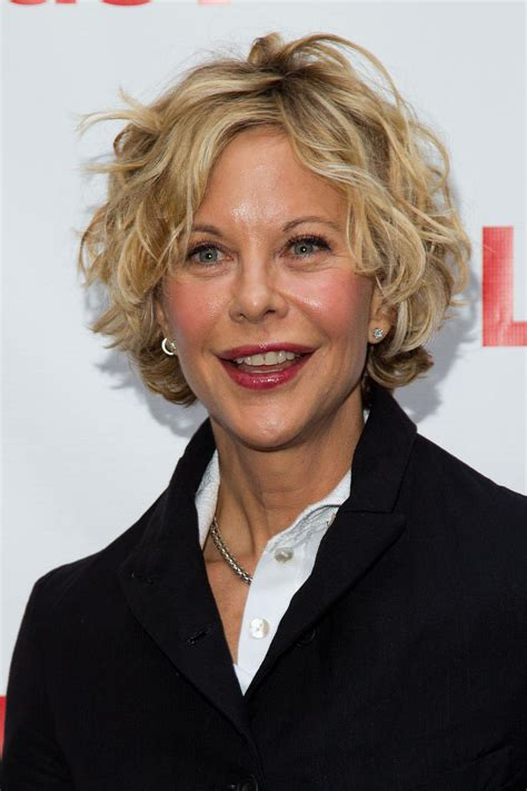 meg s new haircut 2013 back of meg ryan curly hair short hairstyle 2013
