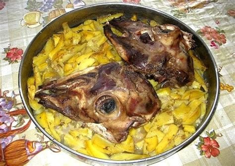 testa di agnello al forno testina d agnello al forno ricetta