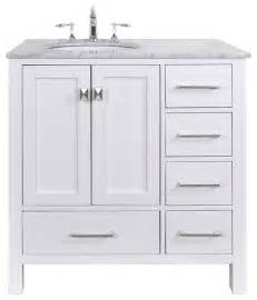 Vanity Top Left Side Sink Does This Vanity Come With The Draws On The Left Side