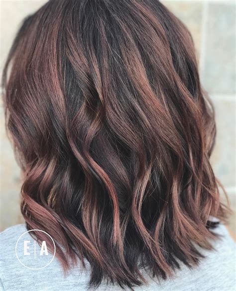 haircut and color 10 lob haircut ideas edgy cuts new colors