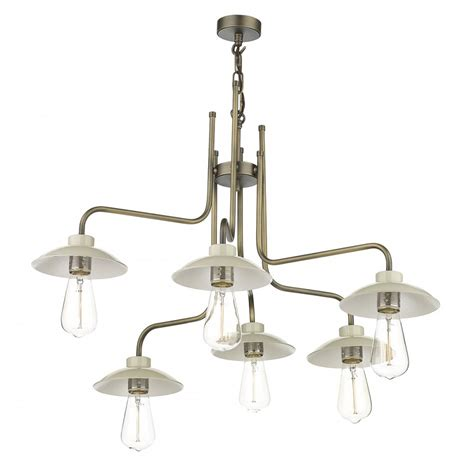 Vintage Ceiling Lights Antique Brass Vintage Ceiling Light For Dining Room Or Kitchen