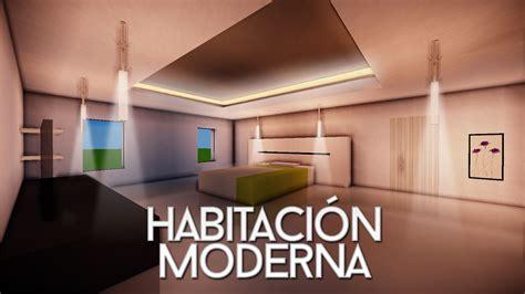habitacion moderna minecraft 191 c 211 mo hacer una habitaci 211 n moderna y sencilla