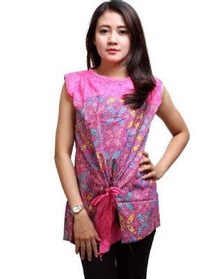 desain batik remaja terbaru 20 gambar desain baju batik remaja modern terpopuler 2018