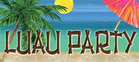 great fb event cover page luau