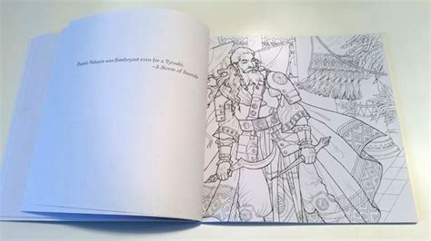 official of thrones coloring book the official of thrones colouring book review