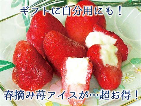 fb ytd 楽天市場 ホワイトデー お返し スイーツ お菓子 アイス ギフト アイスクリーム 洋菓子 送料無料 春摘み苺アイス