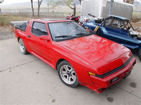 how it works cars 1989 mitsubishi starion spare parts catalogs 1988 mitsubishi starion esi conquest stick shift 5 speed 118k wide body for sale mitsubishi