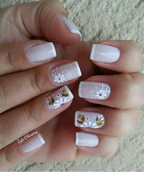 imagenes de uñas pintadas frances pin de derechosdeautor a en u 209 as pinterest dise 241 os de