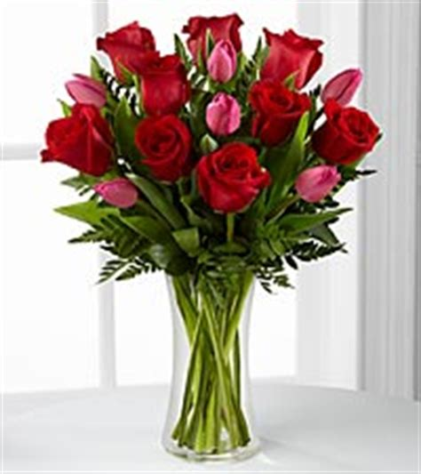 tulips or roses for valentines roses and tulips ftd flowers roses plants and gift