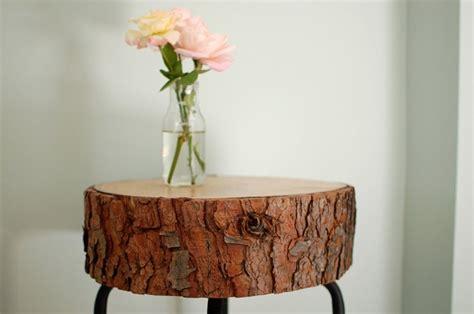 diy wood home decor diy wood cross section decor ideas