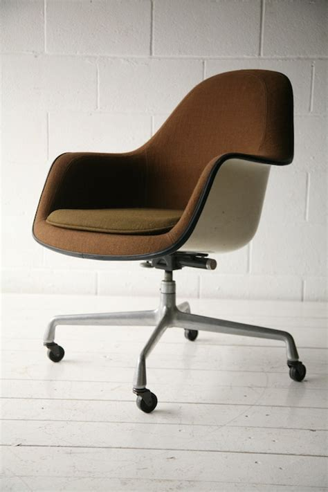 vintage ec176 desk chair by charles eames for herman
