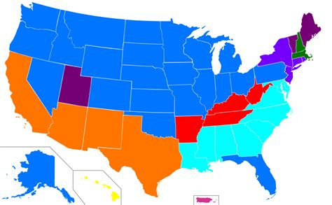 states of the usa ethnic groups of the united states simple