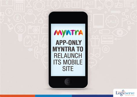 Askcom Relaunch Their Search Engine And Its by News Myntra Brings Back Mobile Site Logicserve Digital