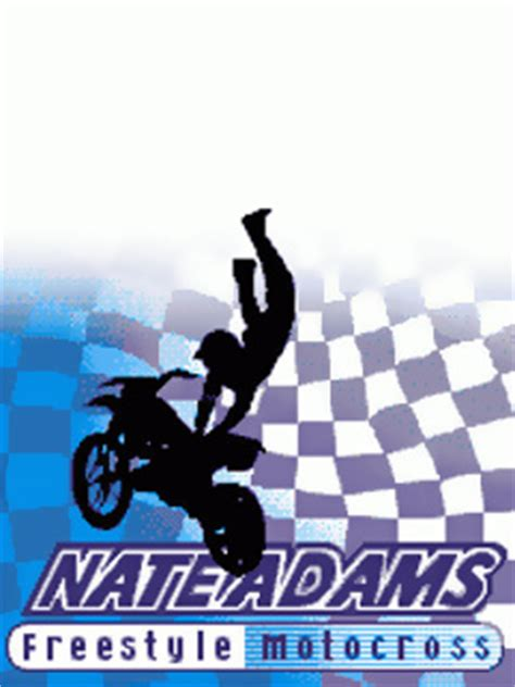 nate adams freestyle motocross nate adams freestyle motocross java game for mobile