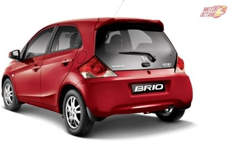 all new honda brio launched price starts at rs 4 69 lakh rediff business