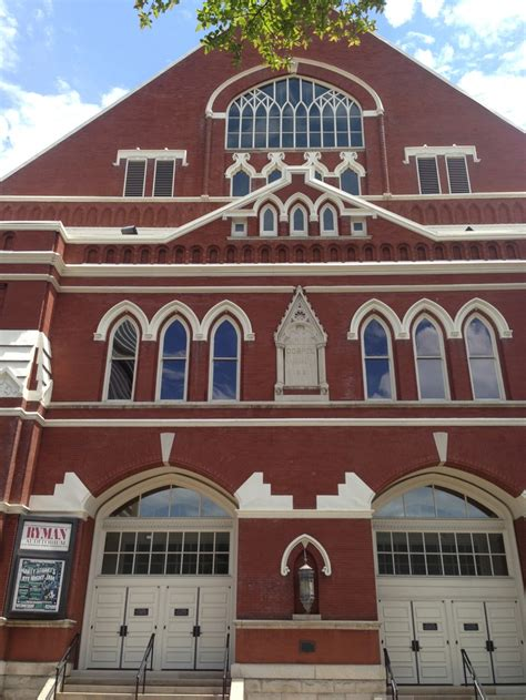 country music events nashville ryman auditorium country music s mecca and a wonderful
