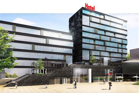 bas intercity intercityhotel opens its first hotel in the netherlands