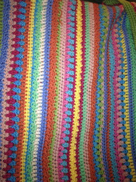 pattern for scrap yarn afghan crochet patterns using scrap yarn creatys for