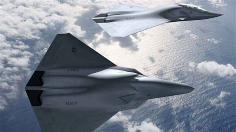 lockheed martin sixth generation fighter by japan talking to lockheed and boeing about next generation