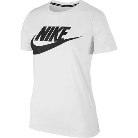 T Shirt Nike Sportsw Anime nike womens sportswear essential t shirt in white excell sports uk